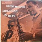 STAN GETZ Getz Meets Mulligan In Hi Fi album cover