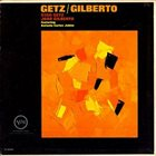 STAN GETZ Getz/Gilberto Album Cover