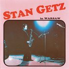 STAN GETZ In Warsaw album cover