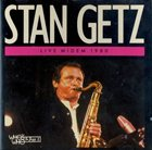 STAN GETZ Live At Midem '80 album cover