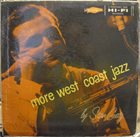 STAN GETZ More West Coast Jazz album cover