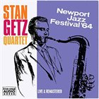 STAN GETZ Newport Jazz Festival 1964 album cover