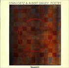 STAN GETZ Stan Getz & Albert Dailey ‎: Poetry album cover
