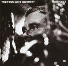 STAN GETZ Pure Getz album cover