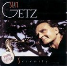 STAN GETZ Serenity album cover