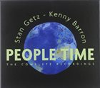 STAN GETZ Stan Getz, Kenny Barron ‎: People Time album cover