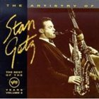 STAN GETZ The Artistry of Stan Getz: The Best of the Verve Years, Volume 2 album cover
