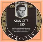 STAN GETZ The Chronological Classics: Stan Getz 1950 album cover