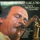 STAN GETZ The Great Jazz Gala '80 album cover