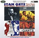 STAN GETZ Three Classic Albums Plus (Hamp & Getz; Jazz Giants) (disc 2) album cover