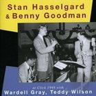 STAN HASSELGÅRD At Click 1948 album cover