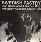 STAN HASSELGÅRD Swedish Pastry album cover