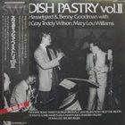 STAN HASSELGÅRD Swedish Pastry Vol. II album cover