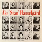 STAN HASSELGÅRD Young Clarinet album cover