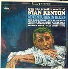 STAN KENTON Adventures in Blues album cover