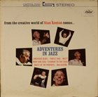 STAN KENTON Adventures in Jazz Album Cover