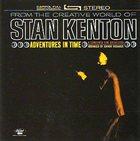 STAN KENTON Adventures in Time: A Concerto for Orchestra Album Cover