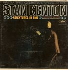 STAN KENTON Adventures in Time: A Concerto for Orchestra album cover