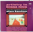 STAN KENTON Artistry in Bossa Nova album cover