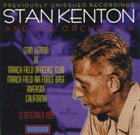 STAN KENTON At March Field Officer's Club, March Field Air Force Base, Riverside, California album cover