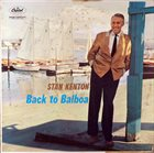 STAN KENTON Back to Balboa album cover