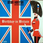 STAN KENTON Birthday in Britain album cover