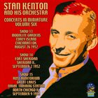 STAN KENTON Concerts in Miniature, Vol. 6 album cover