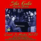 STAN KENTON Concerts In Miniature - Volume 23 album cover