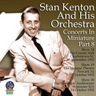 STAN KENTON Concerts In Miniature Volume 8 album cover