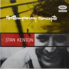 STAN KENTON Contemporary Concepts album cover
