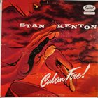 STAN KENTON Cuban Fire album cover