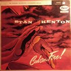 STAN KENTON Cuban Fire! part 2 album cover