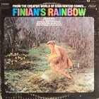 STAN KENTON Finian's Rainbow album cover