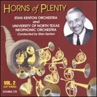 STAN KENTON Horns of Plenty, Volume 2 album cover