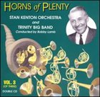 STAN KENTON Horns of Plenty, Volume 3 album cover