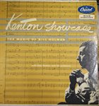 STAN KENTON Kenton Showcase: The Music of Bill Holman album cover