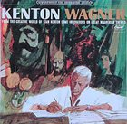 STAN KENTON Kenton / Wagner album cover
