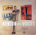 STAN KENTON Kenton With Voices album cover