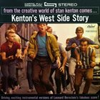 STAN KENTON Kenton's West Side Story album cover