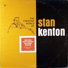 STAN KENTON Live at Butler University album cover