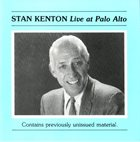 STAN KENTON Live At Palo Alto album cover