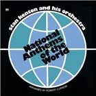 STAN KENTON National Anthems Of The World album cover