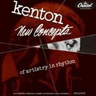 STAN KENTON New Concepts of Artistry in Rhythm album cover