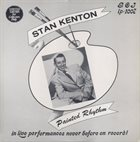 STAN KENTON Painted Rhythm album cover