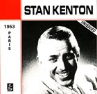 STAN KENTON Paris, 1953 album cover