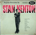 STAN KENTON Popular Favorites By Stan Kenton album cover