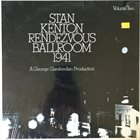 STAN KENTON Rendezvous Ballroom 1941, Volume Two album cover