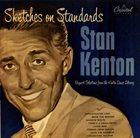 STAN KENTON Sketches on Standards album cover