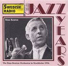 STAN KENTON Stan Kenton And His Orchestra In Stockholm 1956 album cover