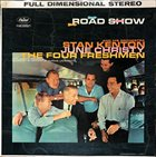 STAN KENTON Stan Kenton And His Orchestra, June Christy, The Four Freshmen ‎: Road Show album cover